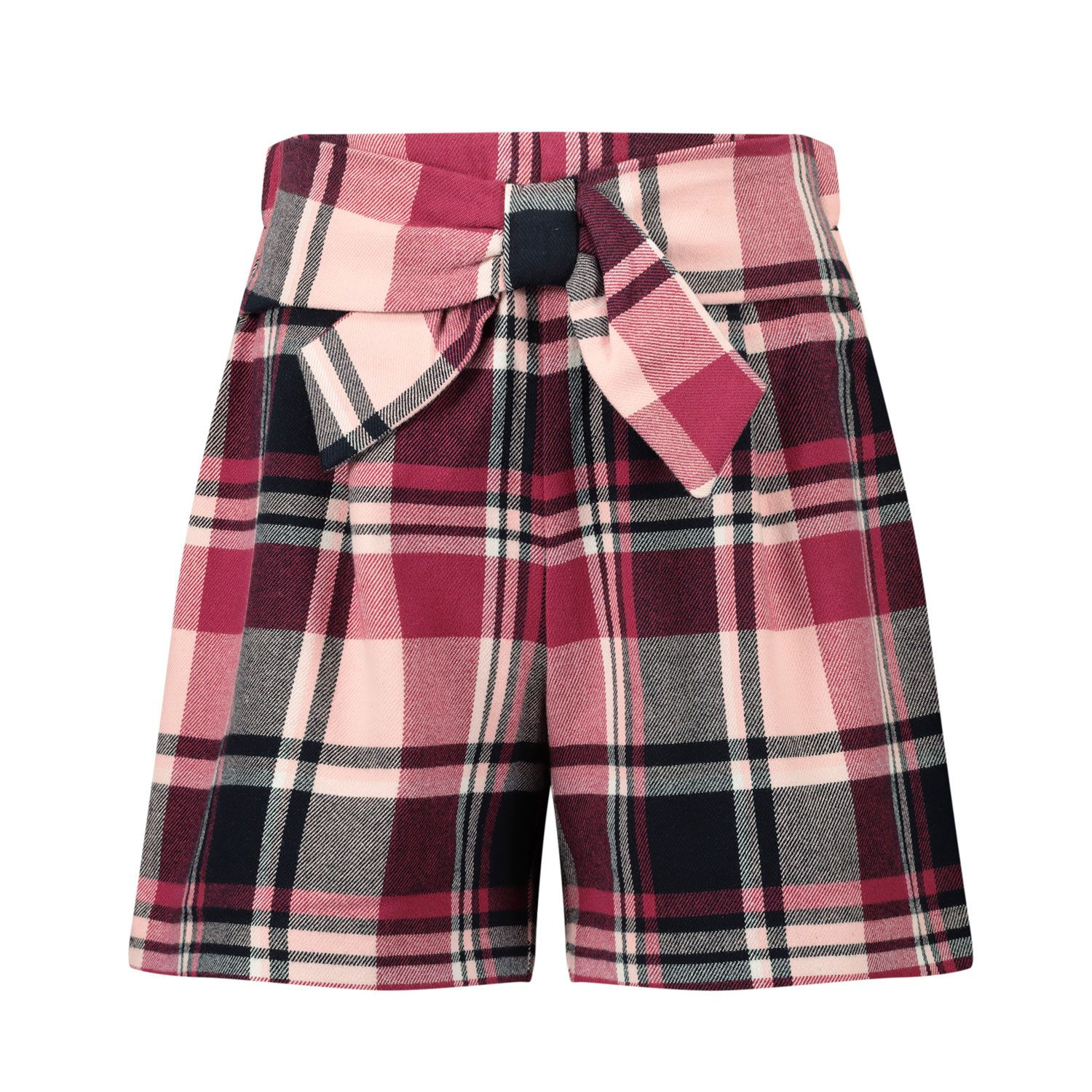 Picture of Mayoral 4206 kids shorts cyclamen
