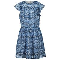 Picture of Mayoral 3937 kids dress blue