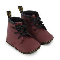 Picture of Dr. Martens 26808 baby shoes bordeaux