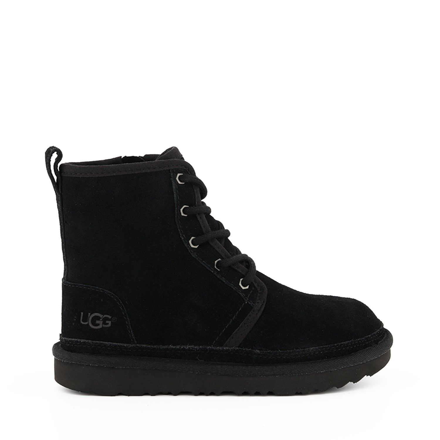 Picture of UGG 1017326K kids boots black