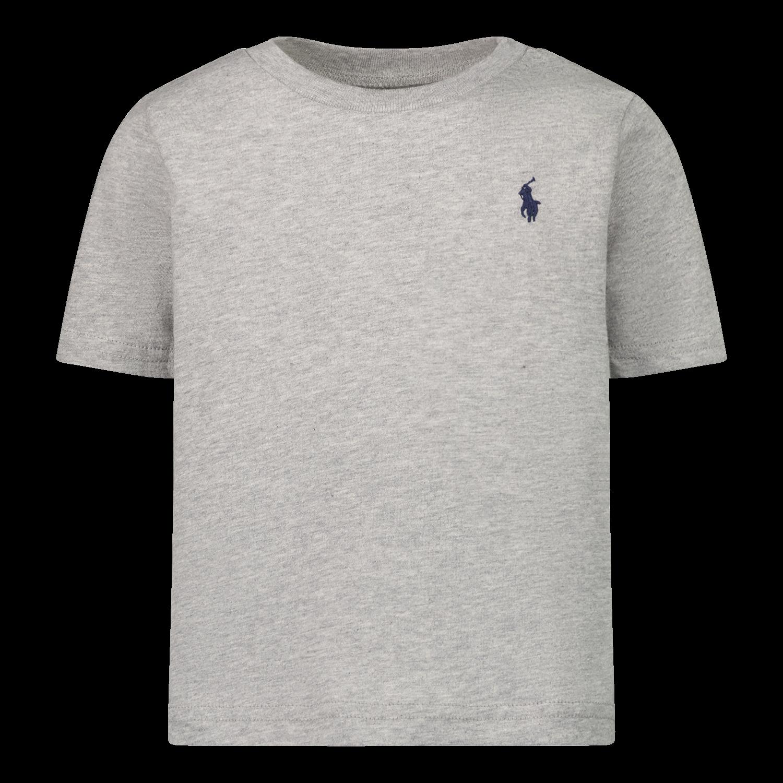 Bild von Ralph Lauren 320674984 Baby-T-Shirt Grau