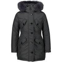 Picture of Moncler 4996525 kids jacket anthracite