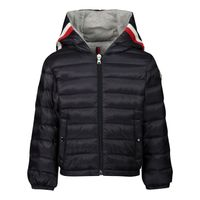 Picture of Moncler 1A10920 baby coat navy