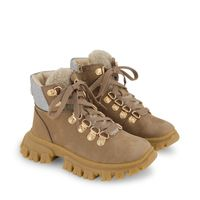 Picture of MonnaLisa 8C8018 kids sneakers sand
