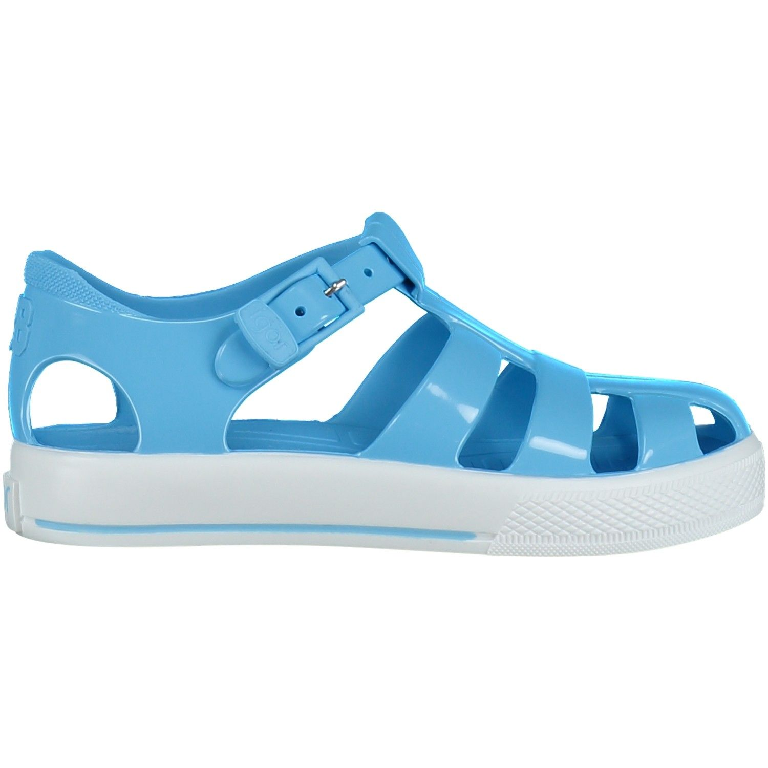 Picture of Igor S10164 kids sandals light blue