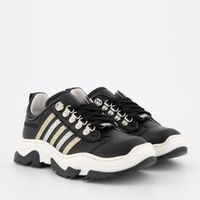 Picture of Dsquared2 62369 kids sneakers black