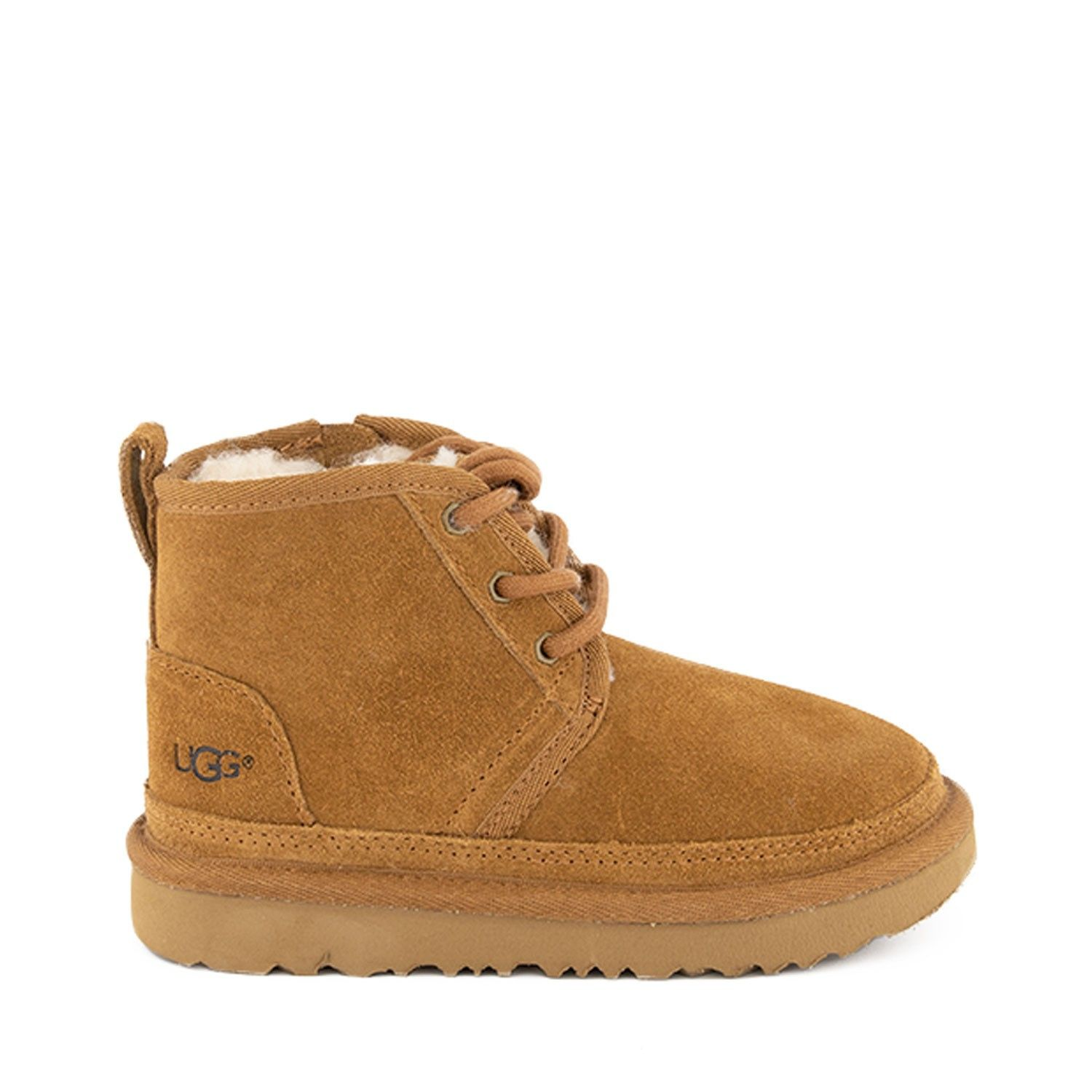 Picture of Ugg 1017320 kids boots camel