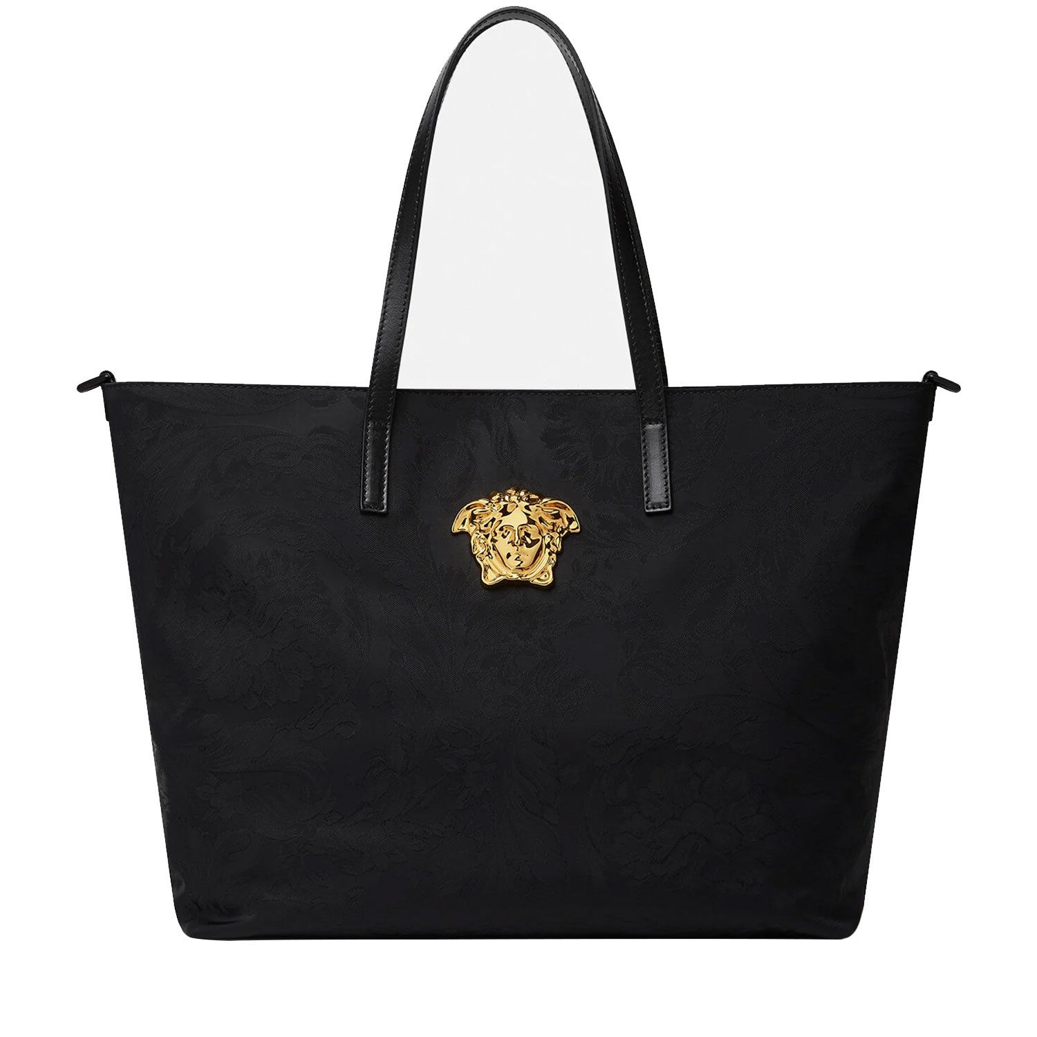 Picture of Versace 1001630 1A01277 diaper bags black