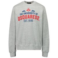 Picture of Dsquared2 DQ049L kids sweater light gray