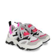 Afbeelding van Dsquared2 67081 kindersneakers fluor roze