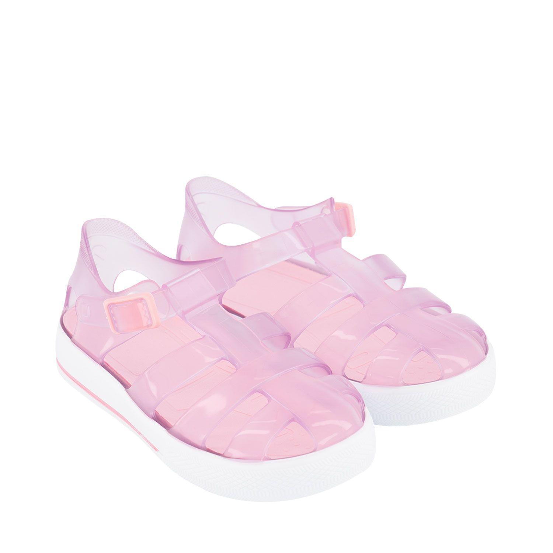 Afbeelding van Igor S10280 kindersandalen licht roze