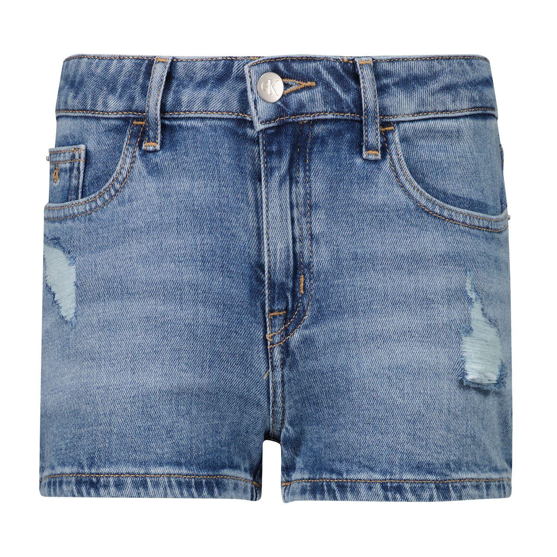 Bild von Calvin Klein IG0IG00449 Kindershorts Jeans