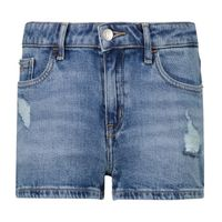 Picture of Calvin Klein IG0IG00449 kids shorts jeans