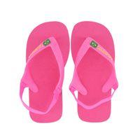 Picture of Havaianas 4140577 kids flipflops pink