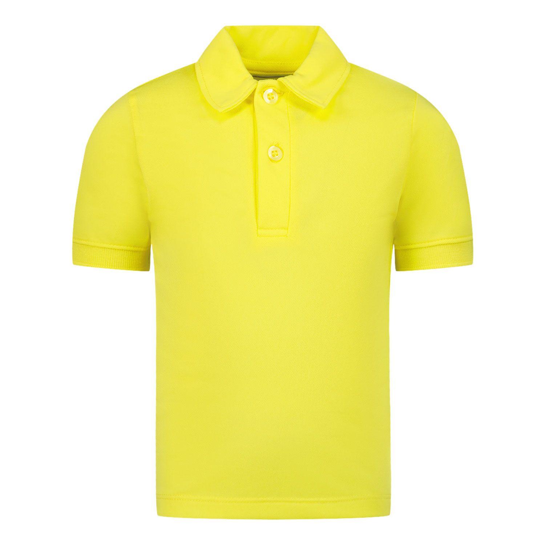 Picture of SEABASS UV SHIRT B baby swimwear yellow