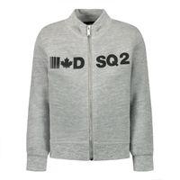 Picture of Dsquared2 DQ04DA baby vest light gray