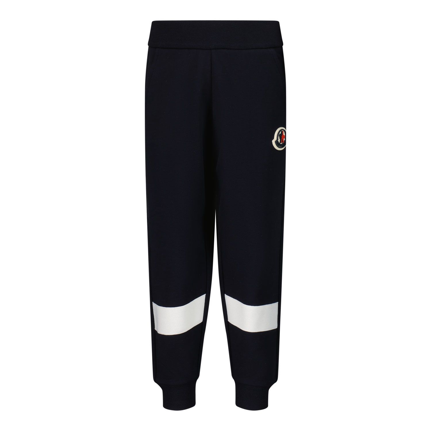 Picture of Moncler 8H72320 baby pants navy
