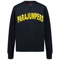 Picture of Parajumpers CF61 kids sweater navy