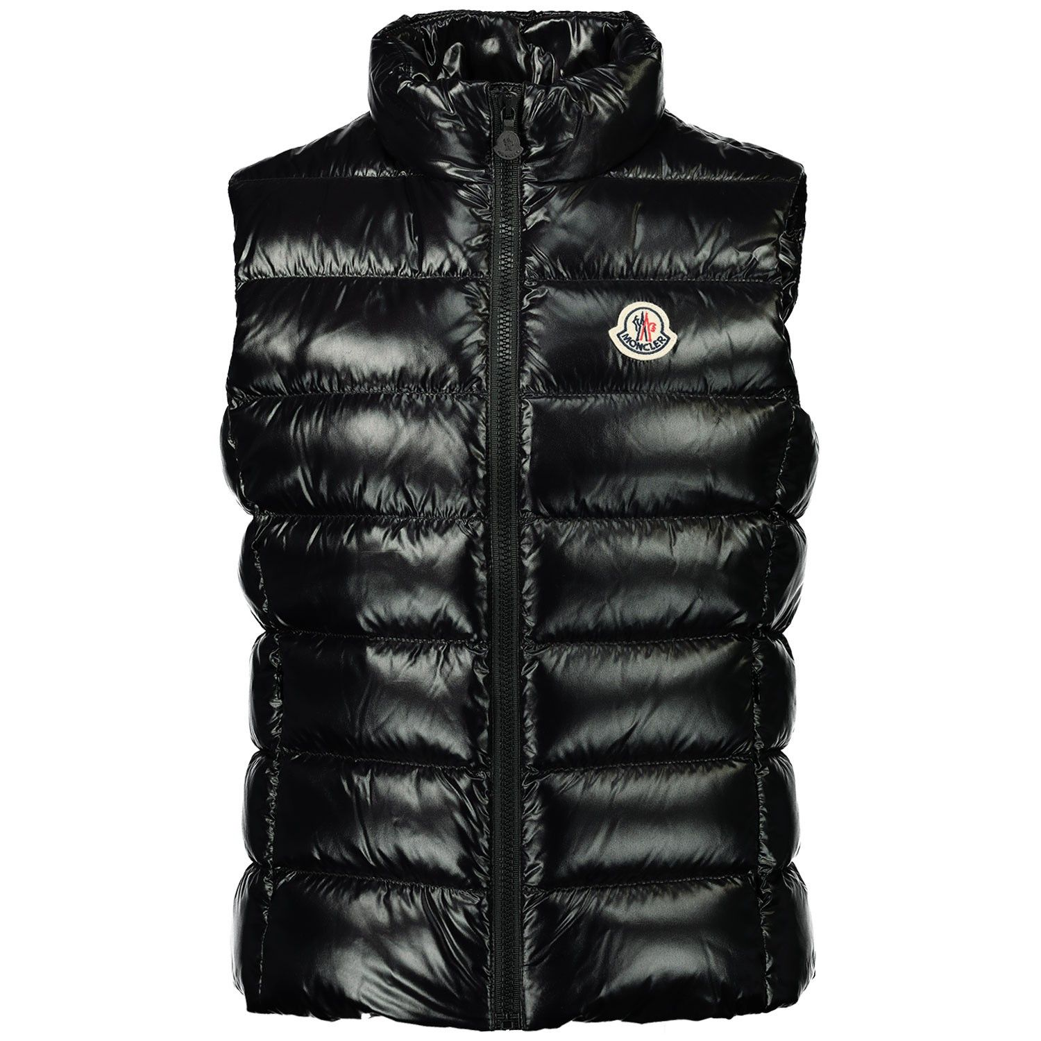 Picture of Moncler 1A52810 kids bodywarmer black