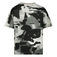 Afbeelding van Dolce & Gabbana L1JTCN HS7E2 baby t-shirt donker grijs