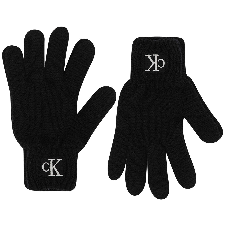 Afbeelding van Calvin Klein IU0IU00221 kinderhandschoenen zwart