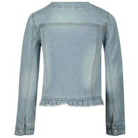 Picture of Mayoral 3478 kids jacket jeans