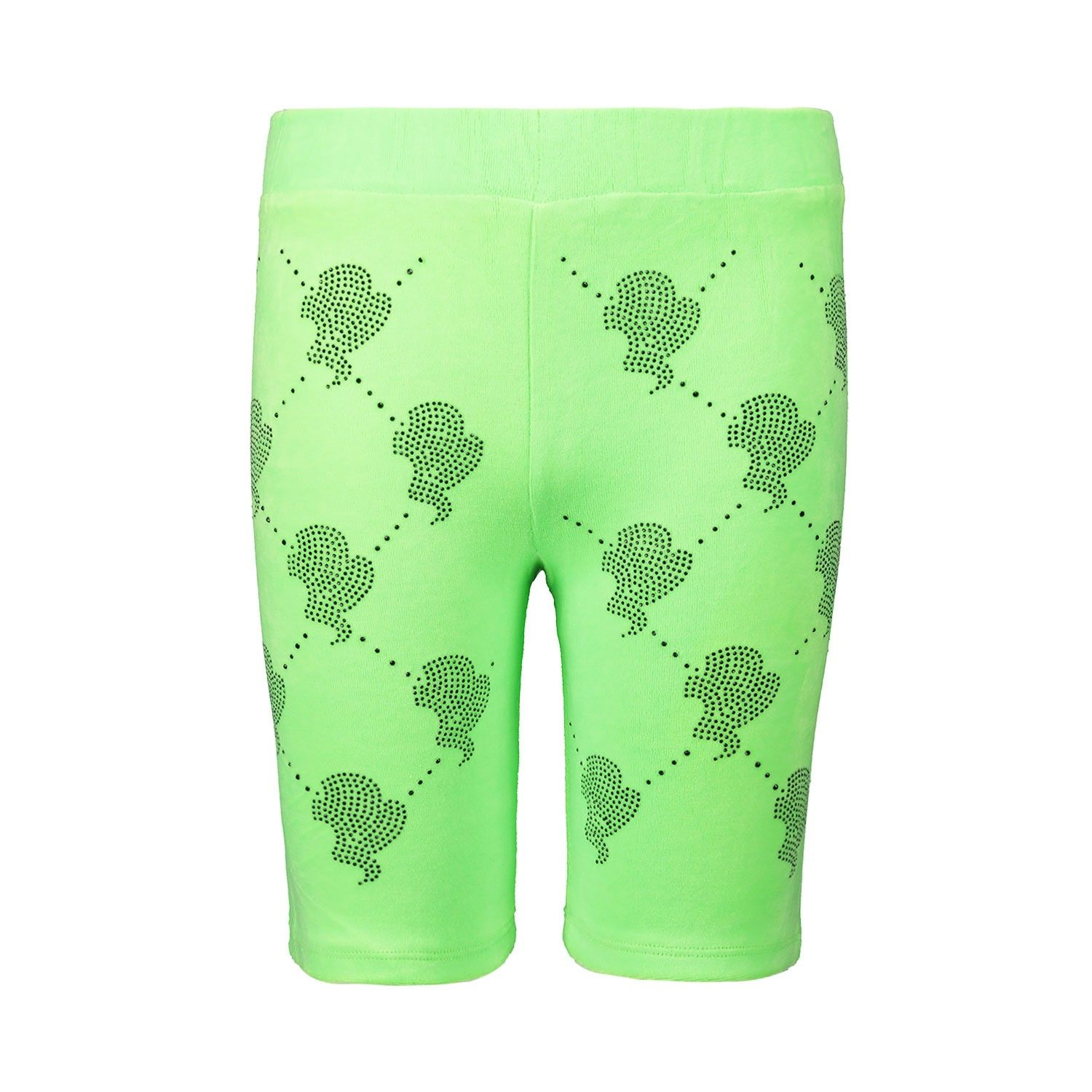Picture of Reinders G2078A kids tights fluoro green