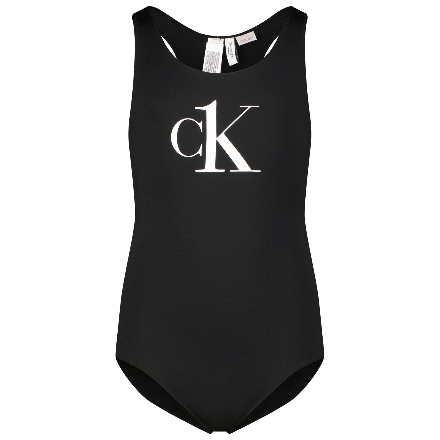 Picture of Calvin Klein G80G800404 kids swimwear black