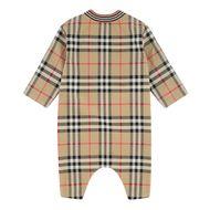 Bild von Burberry 8036579 Babystrampelanzug Beige