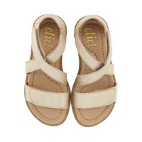 Picture of Clic 20114 kids sandals gold