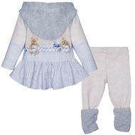 Bild von Lapin 212E5405 Baby-Set Hellblau