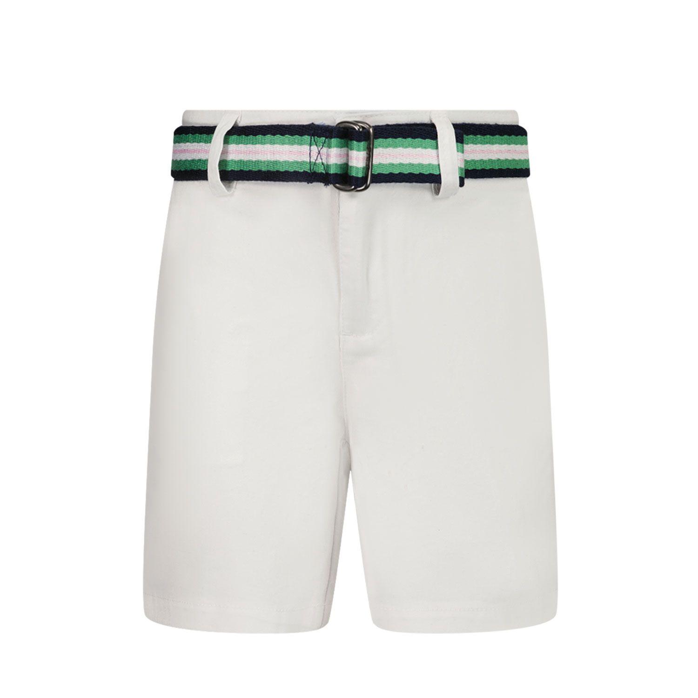 Afbeelding van Ralph Lauren 320832061 baby shorts wit