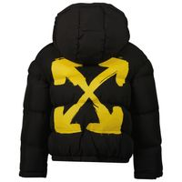 Picture of Off-White FAB0031018 kids jacket black