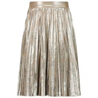 Picture of Guess J0BD02/WDDJ0 kids skirt gold