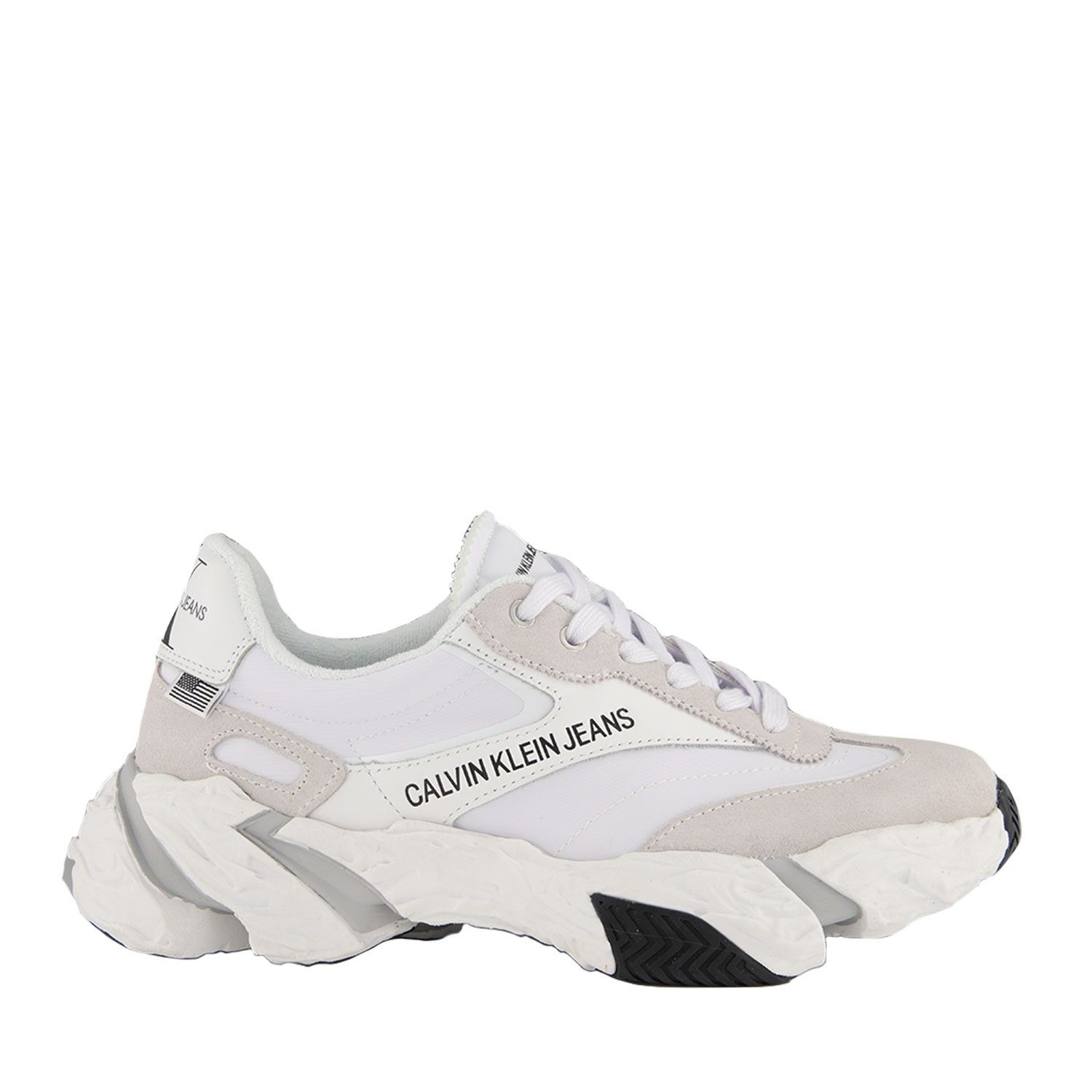 Picture of Calvin Klein SIGMA womens sneakers white