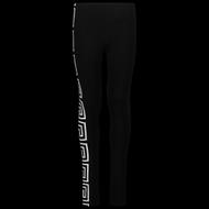 Afbeelding van Versace 1000042 1A01409 kinder legging zwart/wit