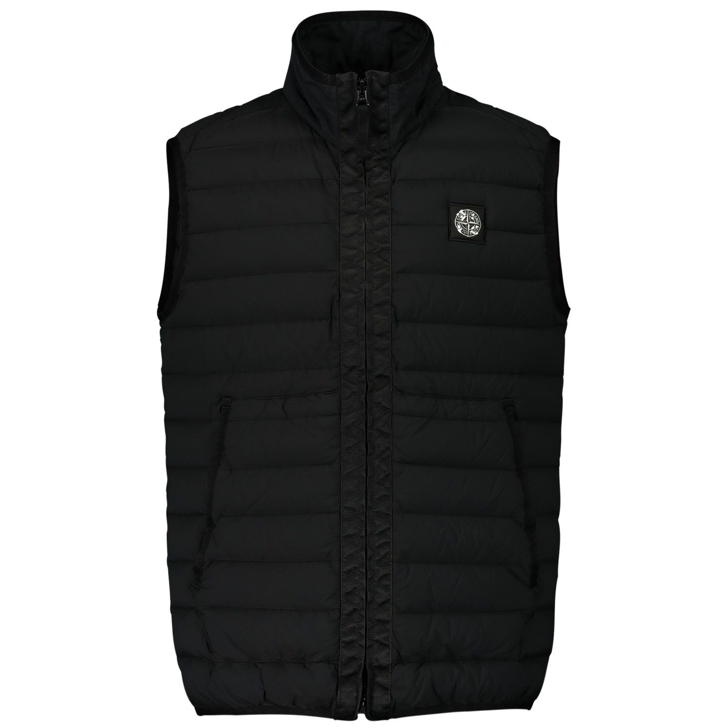 Picture of Stone Island MO7316G0132 kids bodywarmer black