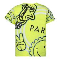 Afbeelding van Kenzo 10537 baby t-shirt fluor geel