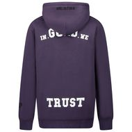 Afbeelding van in Gold We Trust THE REAKWON HOODY kindertrui paars