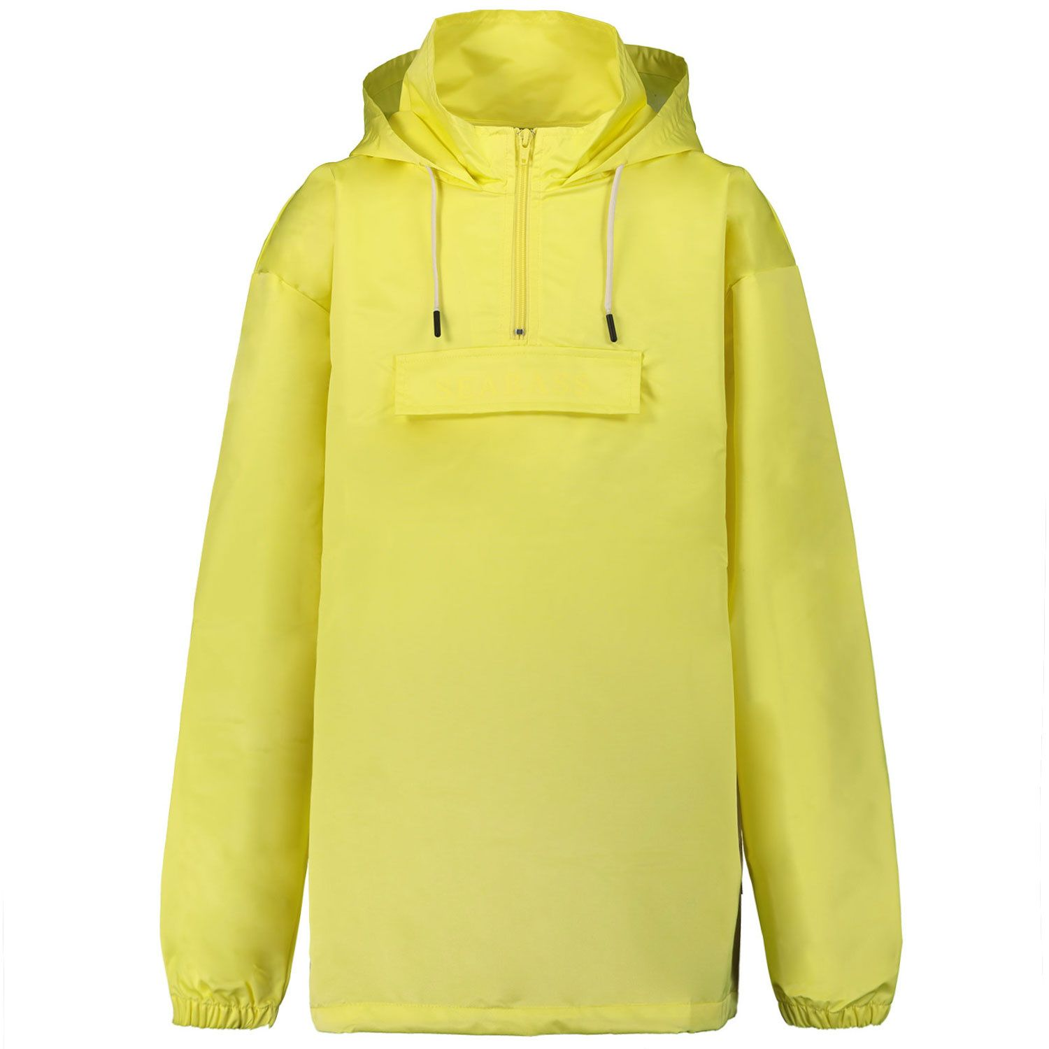 Picture of SEABASS ANORAK RAIN JACKET kids jacket yellow