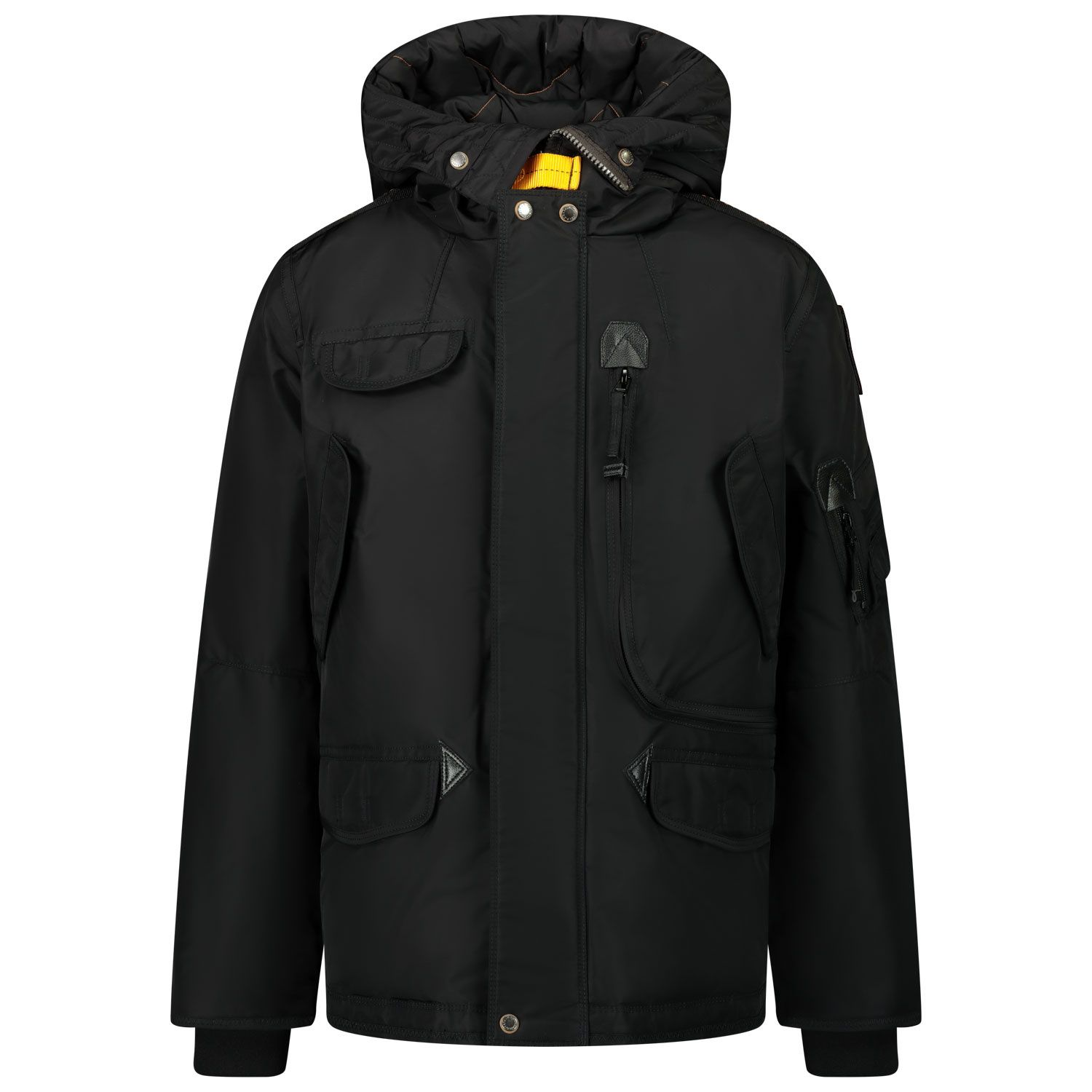 Picture of Parajumpers MB63 kids jacket black