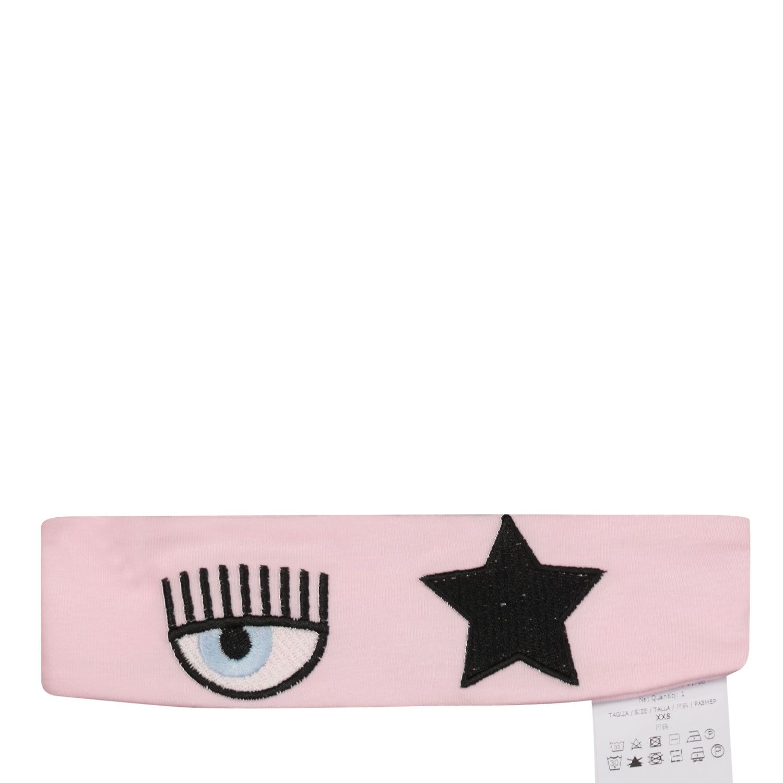 Picture of Chiara Ferragni 538001 baby accessory pink