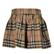Afbeelding van Burberry 8037045 baby shorts beige