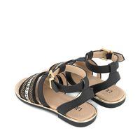 Picture of Liu Jo 4A1807 kids sandals black