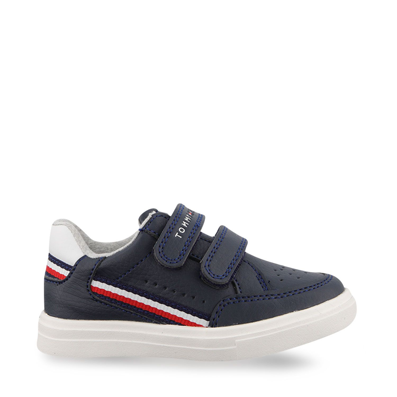 Picture of Tommy Hilfiger 31073 kids sneakers navy