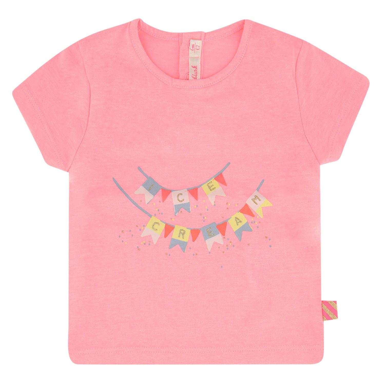 Picture of BillieBlush U05318 baby shirt fluoro pink