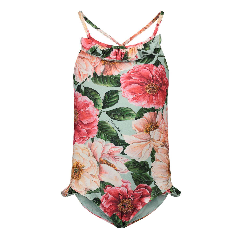 Bild von Dolce & Gabbana L2J814 Babyschwimmbekleidung Pink
