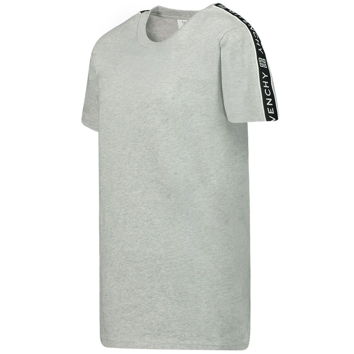 Picture of Givenchy H25174 kids t-shirt grey