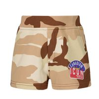 Picture of Dsquared2 DQ0259 baby shorts army