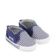 Afbeelding van Mayoral 9400 babyschoenen blauw